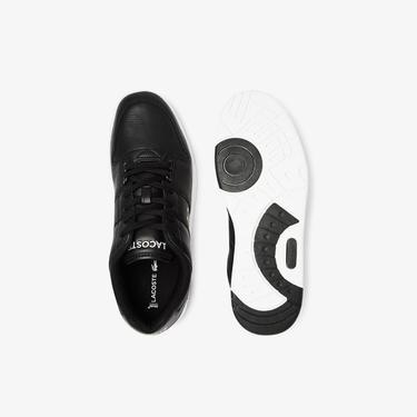 Lacoste Thrill 0721 1 Sma Erkek Siyah - Beyaz Sneaker