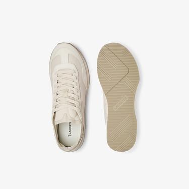 Lacoste Match Break 0721 2 Sma Erkek Bej Sneaker