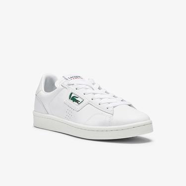 Lacoste Masters Classic 07211 Sfa Kadın Beyaz Sneaker
