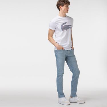 Lacoste Erkek Açık Denim Pantolon