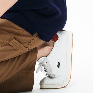 Lacoste Erkek Klasik Fit L1212 Lacivert Polo
