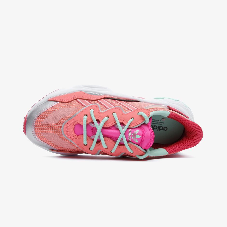 Ozweego Kadın Pembe Spor Ayakkabı
