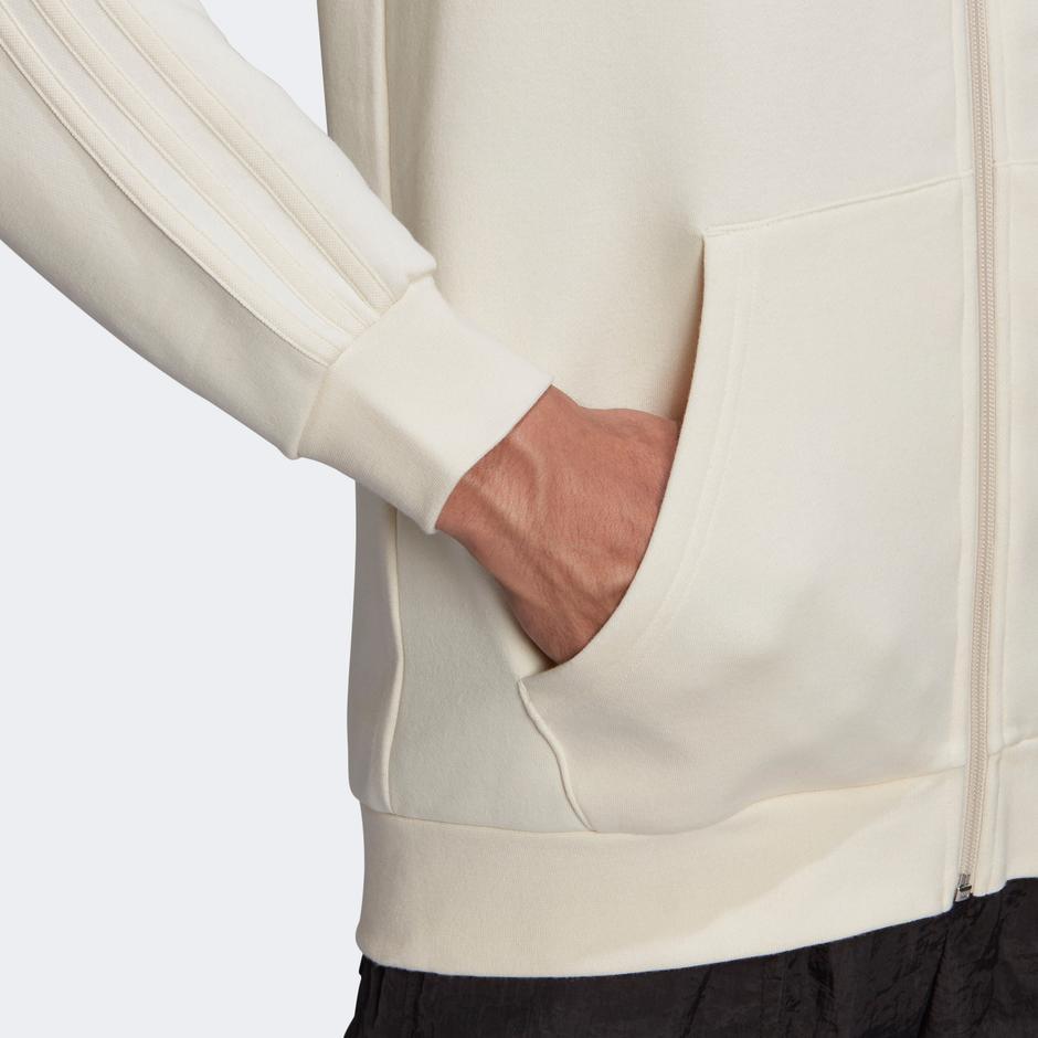adidas 3-Stripes Bej T-Shirt