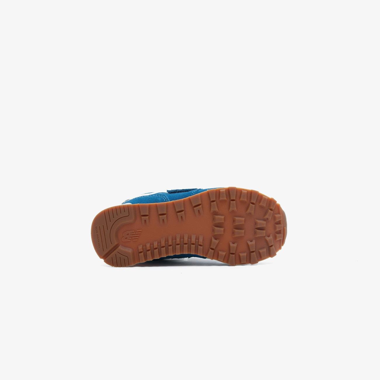 New Balance 574 Mavi Spor Ayakkabı