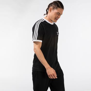 adidas 3-Stripes Siyah T-Shirt